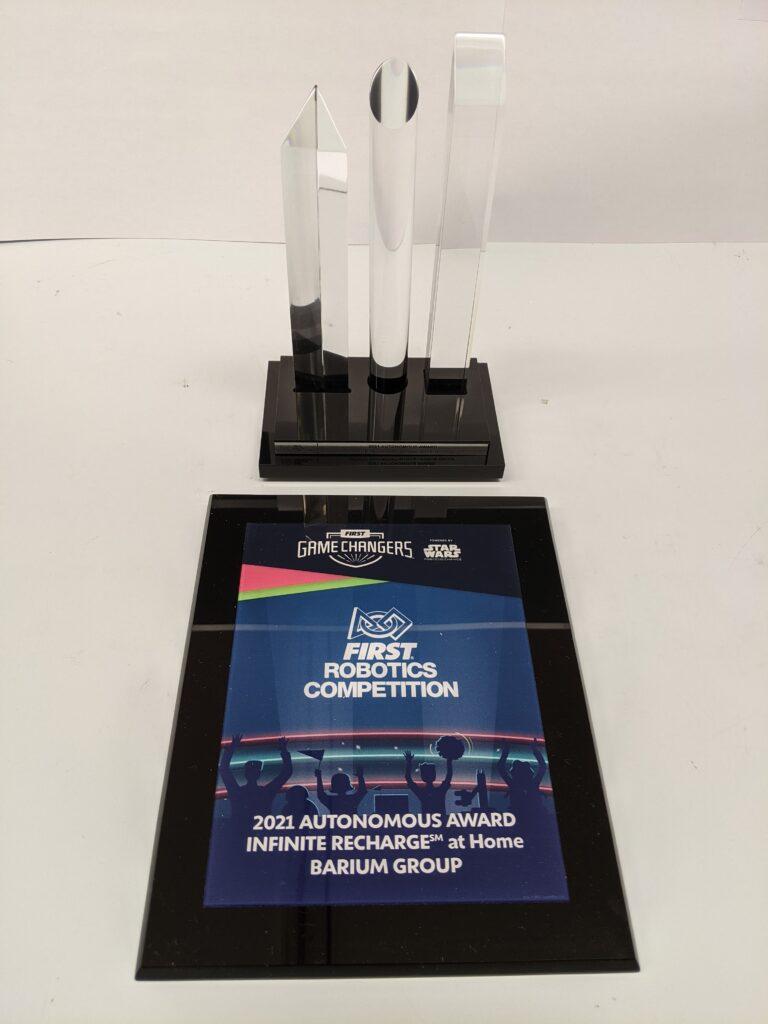 Autonomous Award